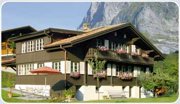 Haus/ Grindelwald Linas H��s Sommer